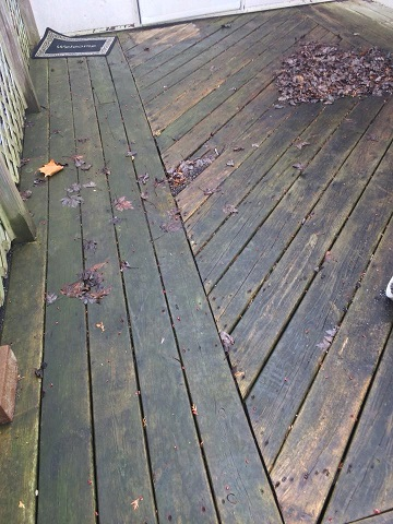 Deck Staining Grand Blanc Mi Porch Stain Power Wash Restoration Burton Goodrich Davison Mundy Twp, Davison